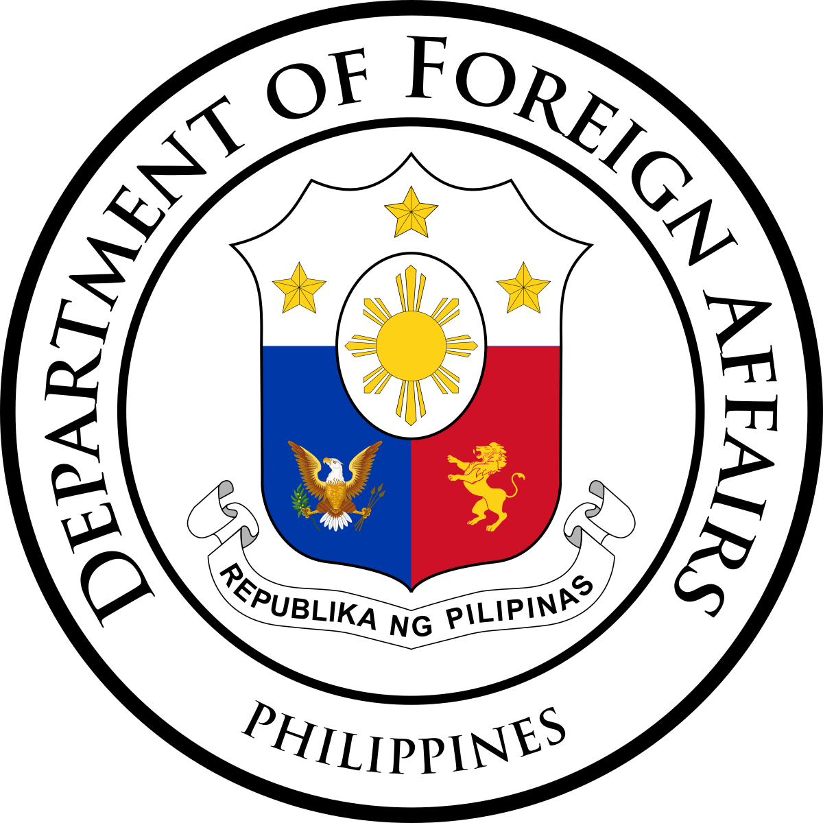 NGA - Department of Foreign Affairs